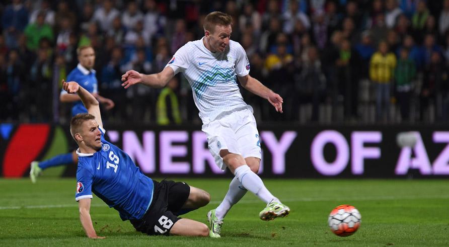 Match plein pour Beric, et premier point pour la Slovénie